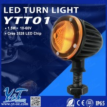 Y&T YTT01 motorcycle led tail light conversion 12v led work light bikes, motorcycle led turn light
