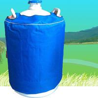 Liquid Nitrogen Tank with Protective sleeve