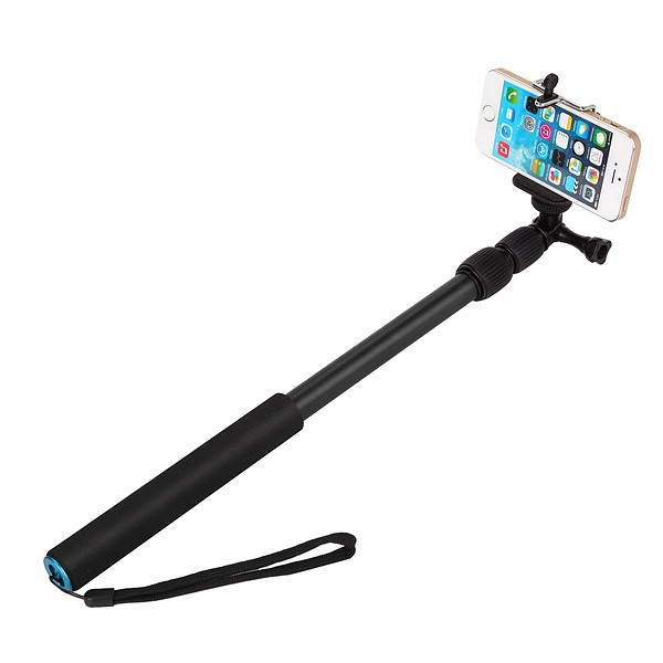 essentialz gopros selfie stick for dslr camera buy gopros selfie stick go pro monopod dslr. Black Bedroom Furniture Sets. Home Design Ideas