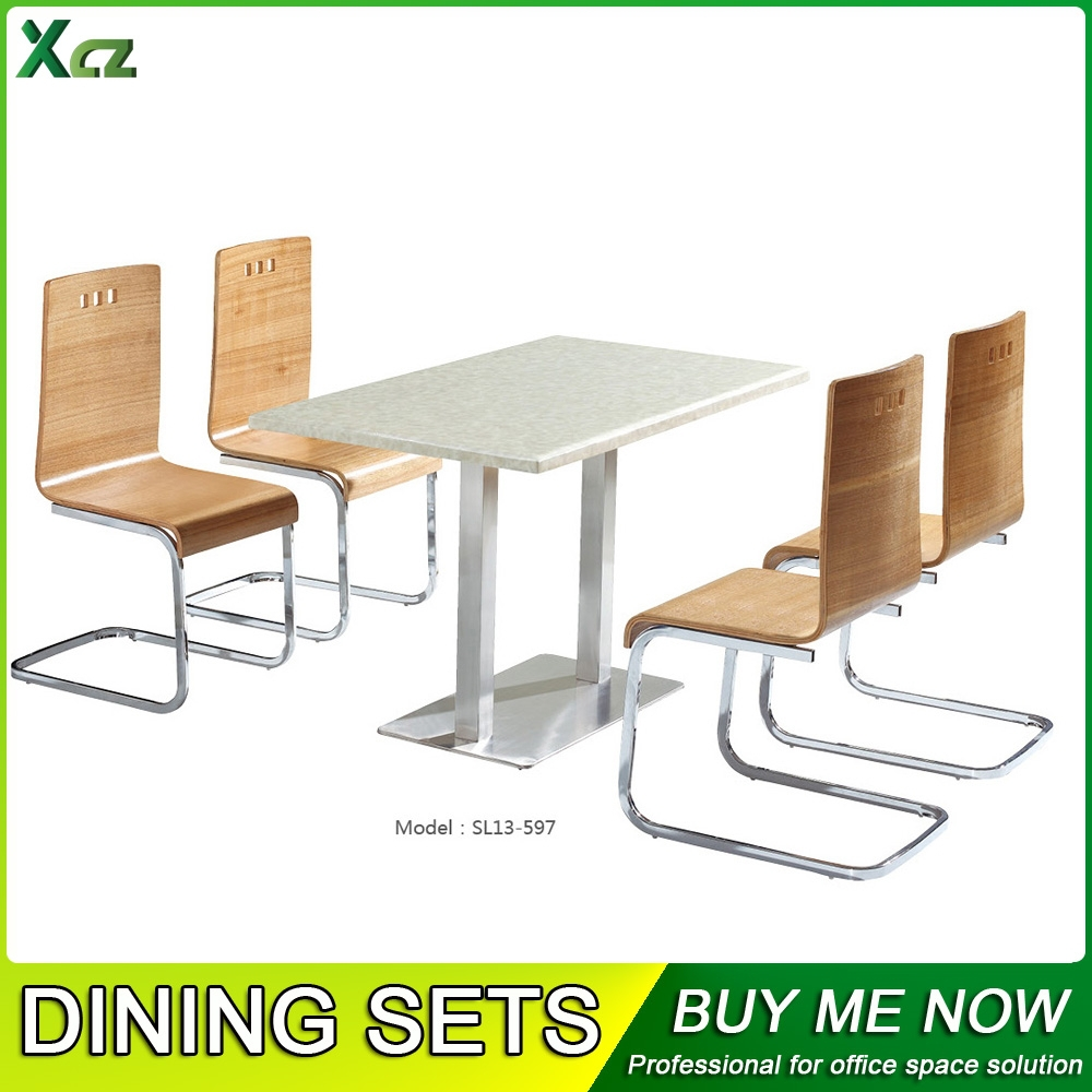 high quality fashion dining room set high quality dining room set solid wood dining table of