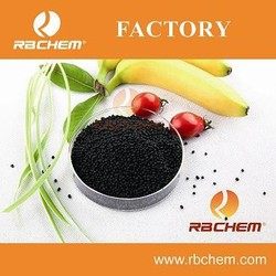 RBCHEM CHINA LEADING ORGANIC FERTILIZER MANUFACTURER REASONABLE PRICE AGRICULTURAL BLACK UREA