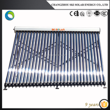 vacuum tube solar thermal collector solar collector for home