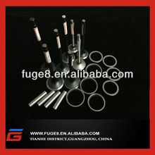 3TNV82A engine valve 82mm valve seat valve guide/sub parts with 3cylinders used for YANMA ENGINE