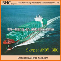 Skype ANDY-BHC ocean shipping service to brazil from china guangdong