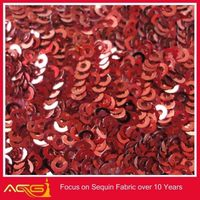 The hot sale top 100 design 100% polyester luxurious ornate splendid traditional sequin fabric silk painting india