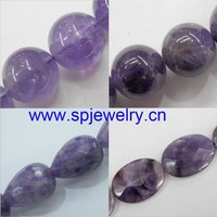 gemstones amethyst, round 4-14mm 16-inch per strand, wholesale fashion beads