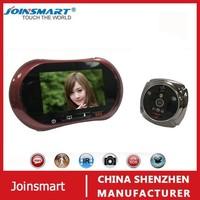 Smart home video door phone intercon with SIM card, 3G mode video door phone