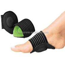 Dttrol soft sole neoprene toe pads foot thongs footundeez half sandal step lyrical modern dance shoes