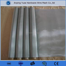 High quality 500 mincron square wire mesh /stainless steel woven wire mesh