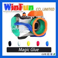 Omnipotent Super Glue Magic Silicone Jelly Waterproof Glue For Hard Plastic