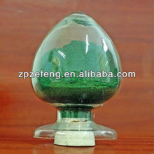 Top quality Chrome oxide green 99% factory price
