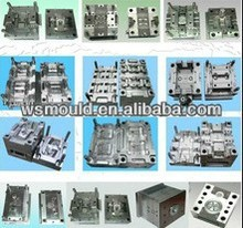 Plastic Injection Molding Products for plastic manufacturer of skeleton head