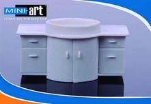 model building interior accessories model material Dresser 1:25