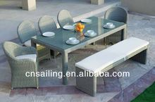 All Weather rattan furniture for restaurant
