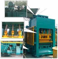 qt5-20 high quality sand brick making machine exporting to Australia