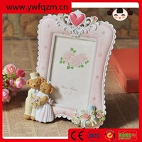 happy birthday stand paper foldable photo frame