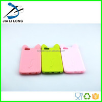 Silicone wholesale cell phone case for iphone 6