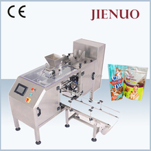 High speed sugar packing and printing machine