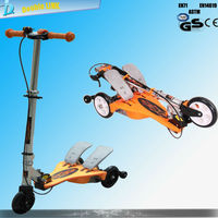 Double Link Brand TK-2012 Dual Pedal Chinese scooter manufacturers
