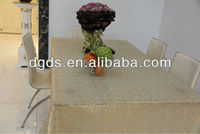 Embroidered Lace Table Linen for Wedding Decoration