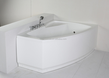Massage Function and Corner Installation Type massage bathtub