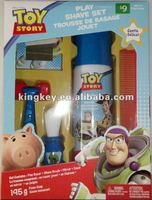 Shapeable Foam Soap / Play Shave Set / Kids Play Shave Set