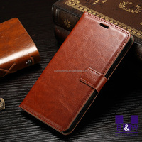 Top selling products 2015 pu leather flip case for Microsoft Lumia 950 XL wallet phone case for Nokia Lumia 950 XL