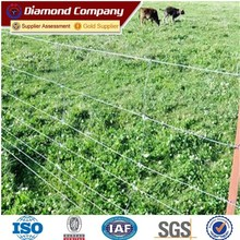 deer farm fencing / cattle fence sheer fence horse fence / galvanized cattle fence factory