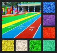 EPDM Rubber Flooring For Children's Playground -FN-I-150901
