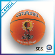 official size 7 cool fashion hot sale basketball 2015 ball