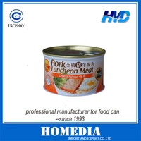 962# High Quality Round Tin Can For Food Canning