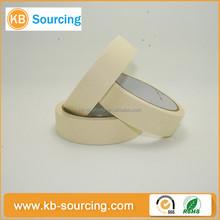 Hot sale automotive masking tape jumbo roll tape