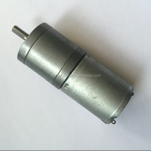 25mm 12v dc motor with gear reduction dc geared motor and 12v high torque small gear motor