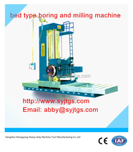 Universal bed type boring & milling price for hot sale in stock offered by China bed type boring and milling machine manufacture