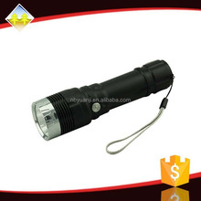 2015 most fashionable design high quality rechargeable led flashlight torch made in China