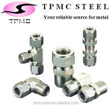 Carbon Steel /Stainless Steel Hydraulic pipe fitting and accessories