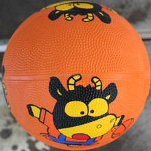 Bottom price Best-Selling usa toy mini rubber basketball