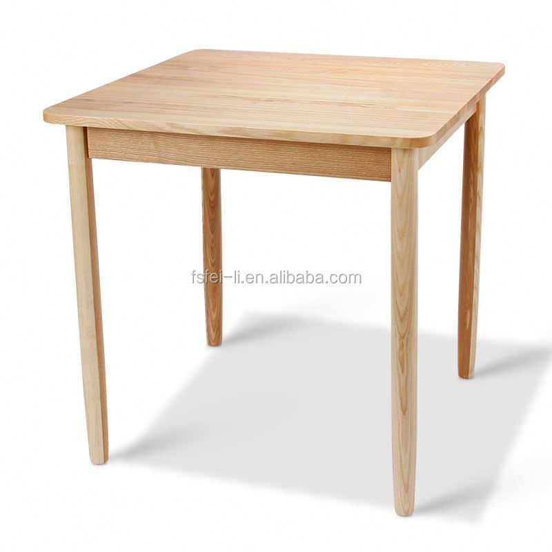 Cheap wooden table small wooden folding table for dining for Wooden small dining table