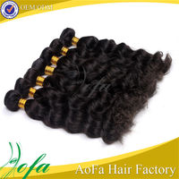New style body wave indian remy ocean wave hair