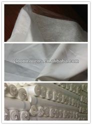 downproof fabric 100% nylon strip with pa and down proof