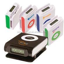 Custom Bulk Clip 'N Step Meter Promotion