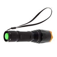 LED Diving Flashlight CREE XM-L T6 LED Zoomable Flashlight 100% Brand New Diving Powerful LED Flashlight
