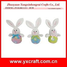 Easter decoration (ZY13L841-1-2-3 19CM) soft toys bunny