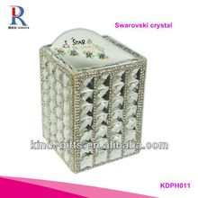 2014 Pop Bling Rhinestone Gold Pen With Crystal China Factory