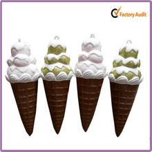 fashion high quality ice-cream outdoor christmas decorations