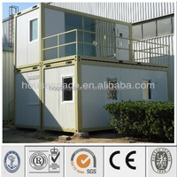 Modern Fireproof Movable Cabin Residential Container