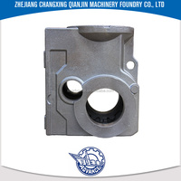Best price KA06 HT200 Reducer box lead casting molds