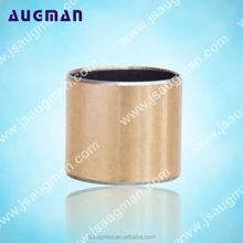 SF-1 carbon steel self-lubricating du bush sleeve bushing sintered slide bearing