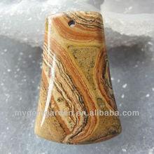 44x28x7mm Spot Stone Pendant