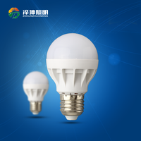 factory direct sell cheap led bulb 5w free samples